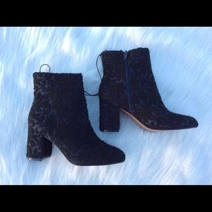Shoes - Brand New❕Dark blue boots Size 7